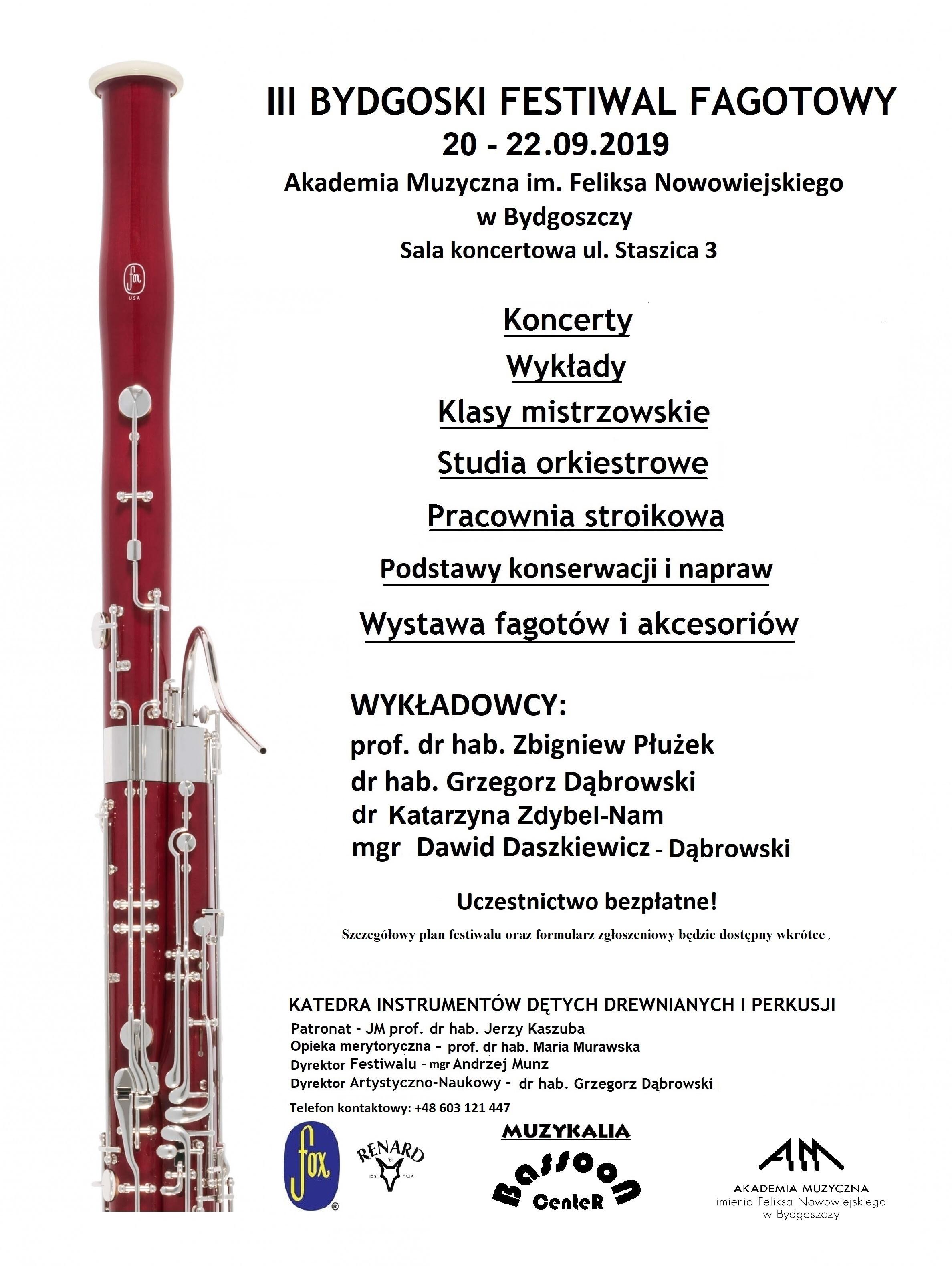 Plakat III BFF